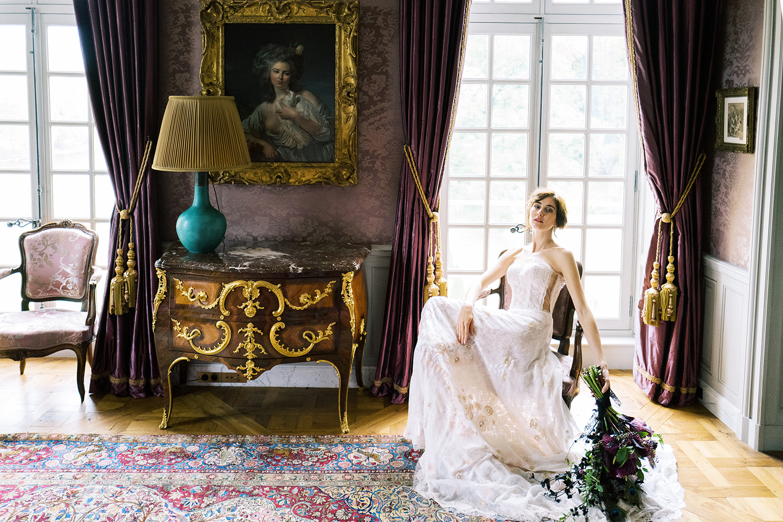 Sofia Crokos Events | Chateau de Villette